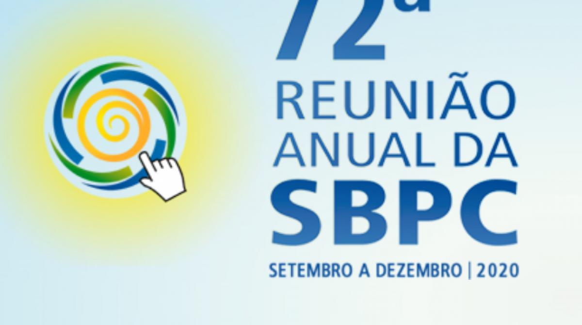 SBPC divulga programação de outubro da 72ª Reunião Anual