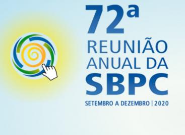 Começa na próxima terça-feira 3º ciclo da 72ª Reunião Anual da SBPC. Participe!