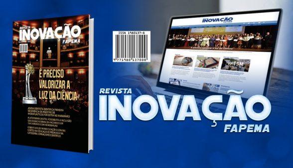 Revista Inovação chega à edição 40 em formato totalmente digital