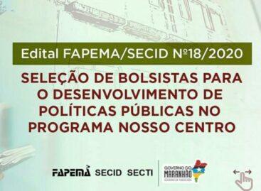 Encerra amanhã prazo para inscrição no edital de fomento a pesquisas voltadas para área do Centro Histórico