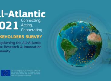 Aliança Internacional em prol do Oceano Atlântico disponibiliza questionário para agentes engajados à Pesquisa e Inovação Marinha