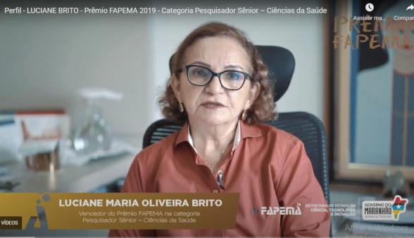 Nota de Pesar: FAPEMA lamenta morte da médica, professora e pesquisadora, Luciane Brito