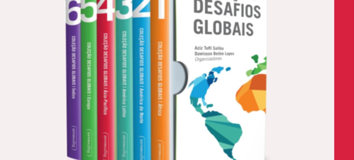 Ação de cooperação internacional financiada pela Fapema é tema de artigo da Coleção Desafios Globais da UFMG