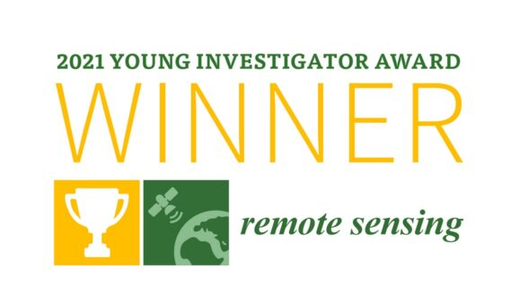 Pesquisador Maranhense Ganha Prêmio Internacional por sua Excelência no Campo do Sensoriamento Remoto