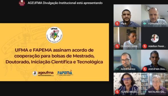 FAPEMA e UFMA assinam acordo de cooperação para bolsas de mestrado, doutorado, iniciação científica e tecnológica