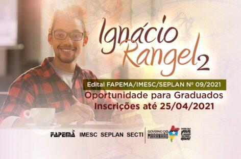 FAPEMA abre nova chamada pública para o edital Ignácio Rangel