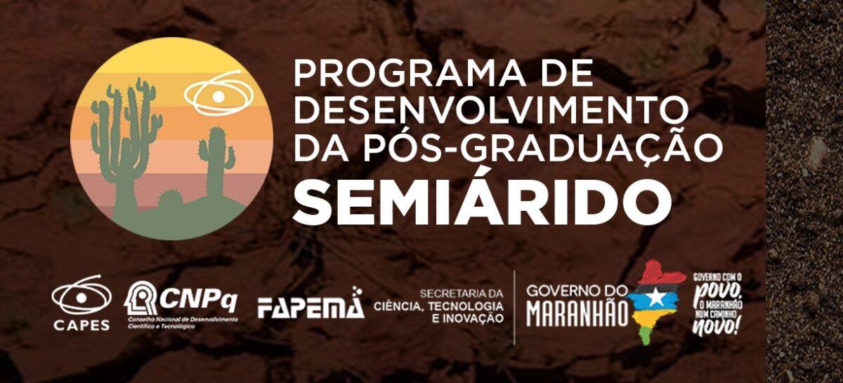 Maranhão é contemplado no edital de apoio ao desenvolvimento da região Semiárida da CAPES