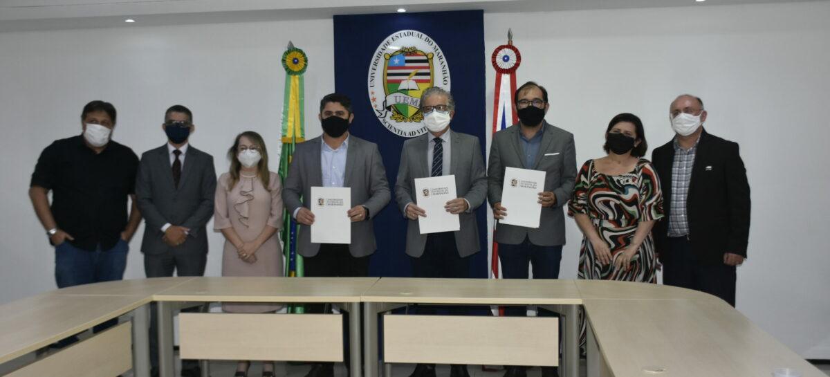 FAPEMA firma convênio com UEMA e SAGRIMA para de bolsas de estágio na área de Ciências Agrárias