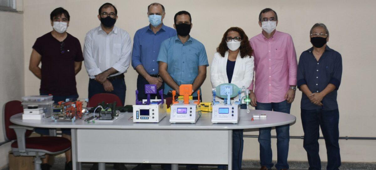 UFMA apresenta protótipo de reanimador automatizado desenvolvido com fomento da FAPEMA