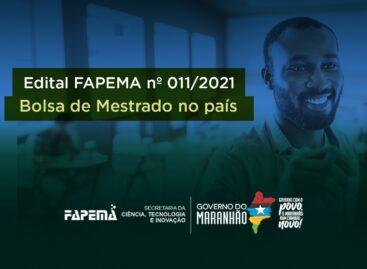 FAPEMA abre inscrições para o edital de bolsas de mestrado no país