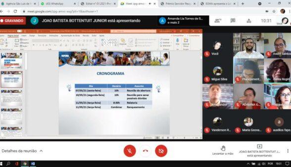 Prêmio Servidor Pesquisador: EGMA e FAPEMA iniciam avaliação das propostas submetidas ao edital