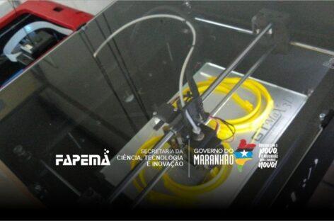 Pesquisador maranhense desenvolve filamentos com copos descartáveis reciclados para uso em impressora 3D
