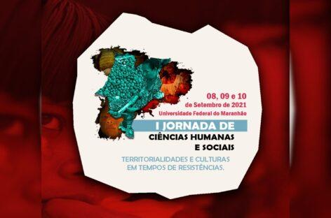 I Jornada de Ciências Humanas e Sociais da UFMA: submissão dos trabalhos até 12 de julho. Participe!