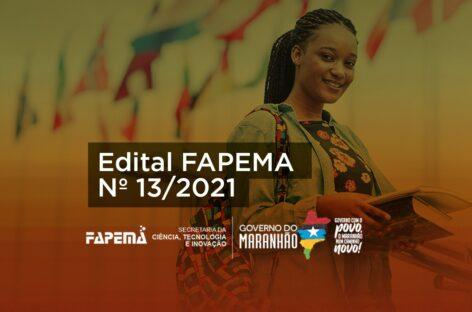 FAPEMA abre inscrições para edital de bolsa de doutorado no país e no exterior