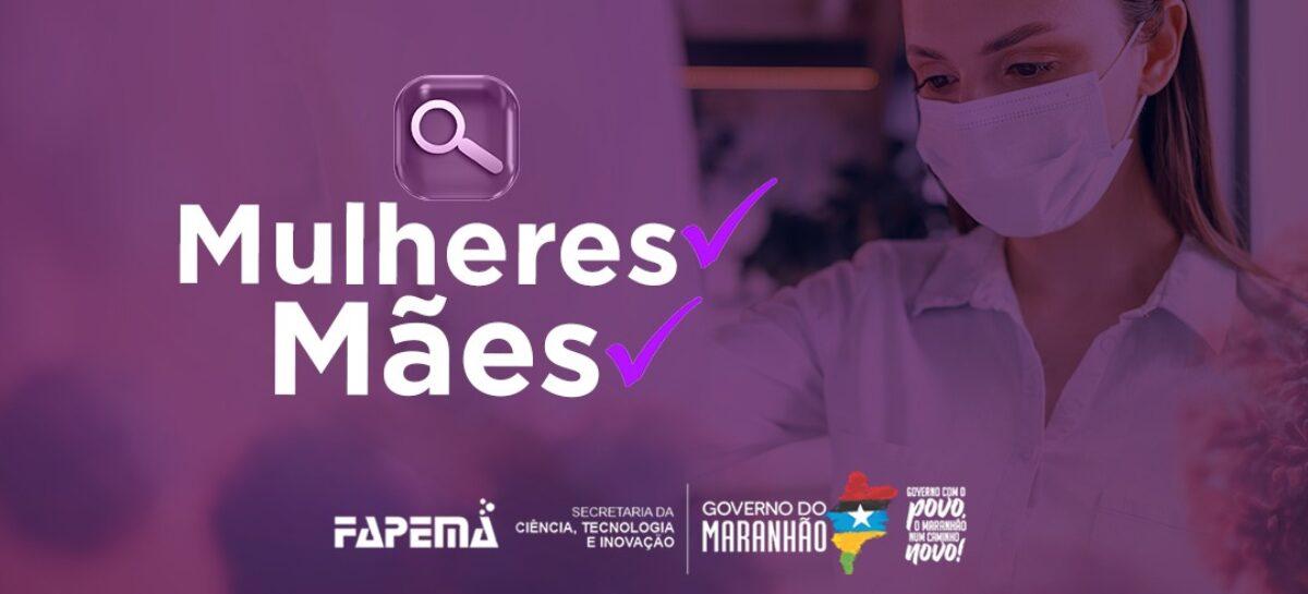 FAPEMA realiza estudo sobre efeitos da pandemia na pesquisa e produção acadêmica de mulheres e mães do Maranhão