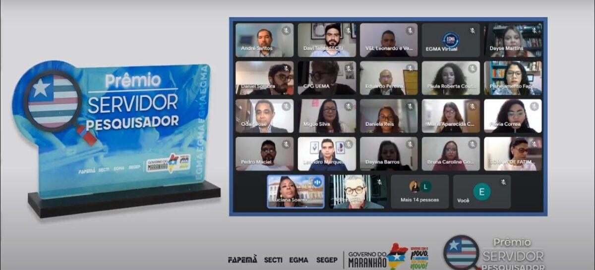 Governo do Maranhão premia trabalho de servidores públicos estaduais