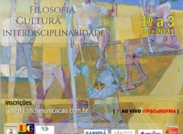 Inscrições abertas para a VIII Jornada Interdisciplinar de Filosofia