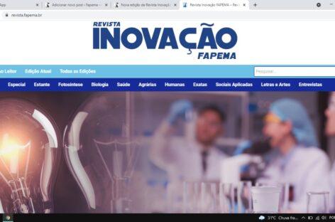 Nova edição da Revista Inovação é lançada durante o Conexão Ciência Maranhão