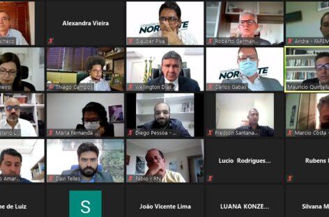 Consórcio Nordeste instala câmaras temáticas da Cultura, Infra Estrutura e Investimento, e Ciência e Fomento ao Conhecimento