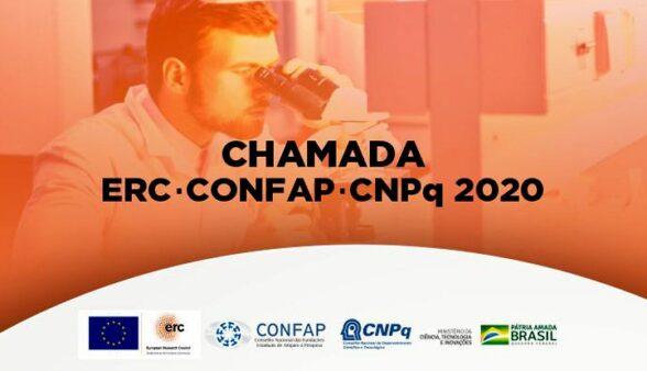 Divulgado resultado da chamada  ERC-CONFAP-CNPq 2020 que contempla pesquisador maranhense