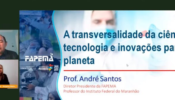 Presidente da FAPEMA abre a Semana Nacional de Ciência e Tecnologia do IFMA
